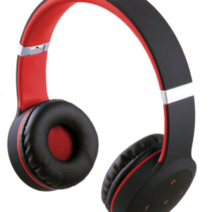 Ασύρματα ακουστικά stereo Volte-Tel V SOUND PRO VT900 μαύρο-κόκκινο