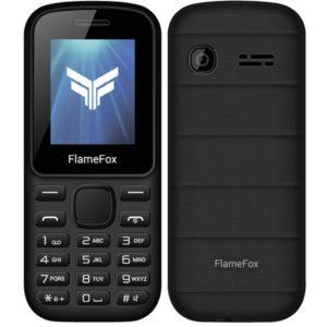 """Κινητό με πλήκτρα Flame Fox Easy4 (Dual Sim) 1.77"""" με Bluetooth, Ραδιόφωνο, Κάμερα."""